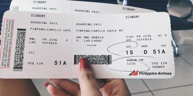 Cara Memesan Tiket Penerbangan Murah ke Manila