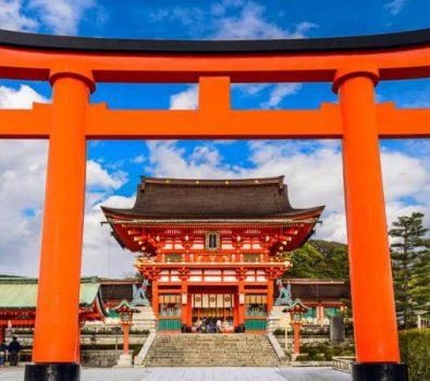 10 Objek Wisata Favorit di Kyoto Jepang