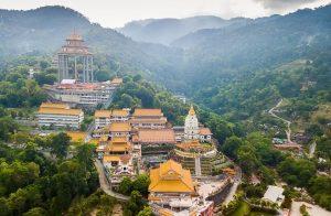 5 Tempat Wisata Favorit di Penang