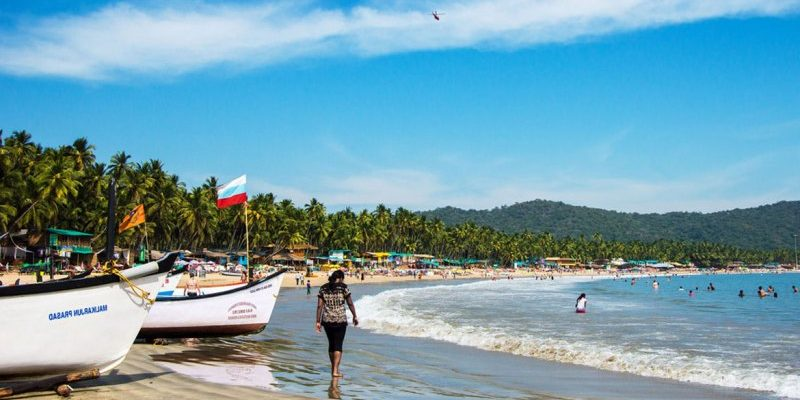 5 Wisata Pantai Teratas di India