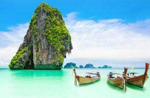 8 Wisata Pantai Terbaik di Thailand