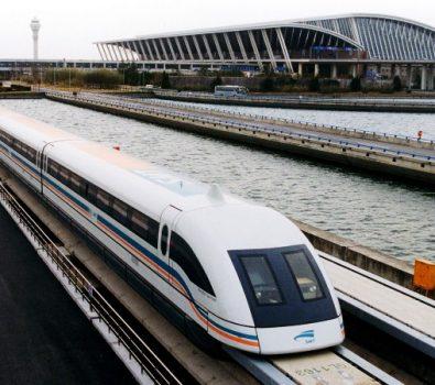Kereta Tercepat di Dunia