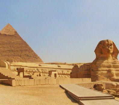 Intip Keajaiban Dunia Kuno di Piramida Agung Giza, Mesir