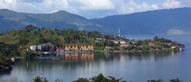 Intip Keindahan Alam Pulau Samosir di Danau Toba