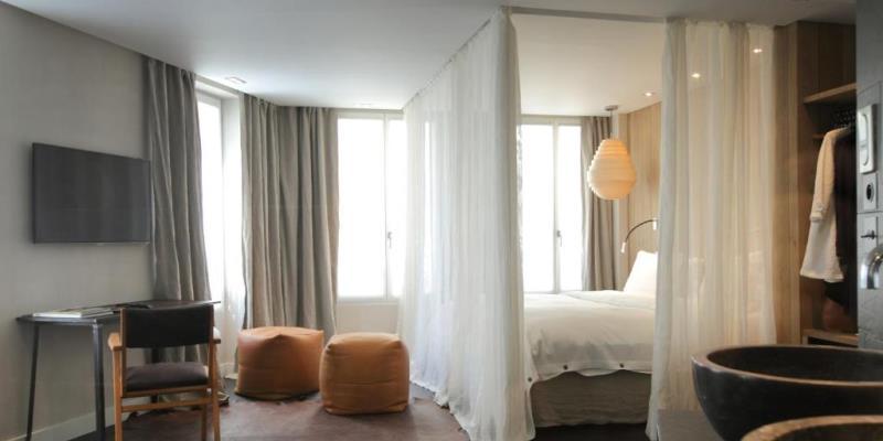 10 Hotel Paling Romantis di Paris, Prancis